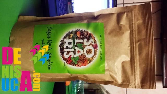 solaris cafea verde macinata