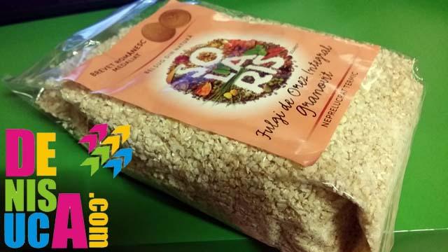 solaris fulgi de orez integral granovit