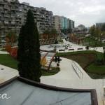 Deva, pentru cei plecați: ieri s-a inaugurat Piața Arras