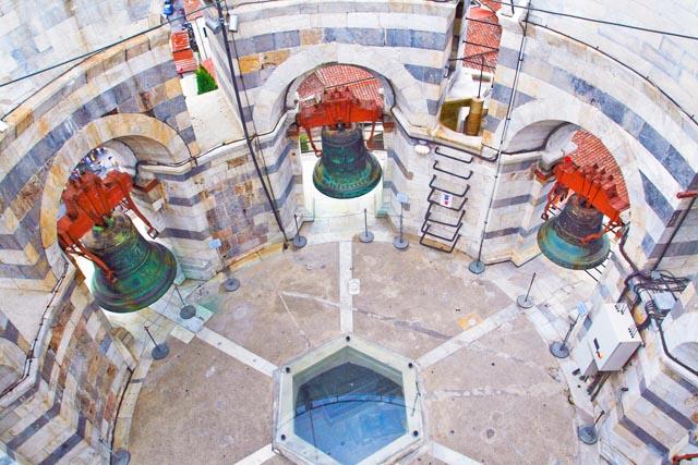 Foto: Inside the Tower of Pisa, de la Shutterstock