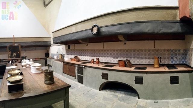 Bucătăria palatului Pitti