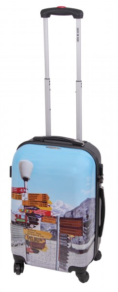 travel suitcase city lamonza