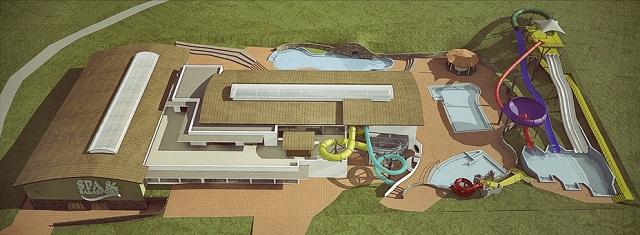 La Orăștie se va deschide în curând Aqua Park Arsenal