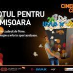 S-a deschis un cinematograf IMAX la Timișoara