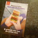 Cum să primești un hamburger de la McDonald's