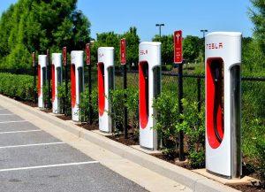 Stații de încărcare din viitor: Tesla