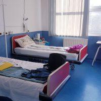 Salon de spital românesc de stat, 2018